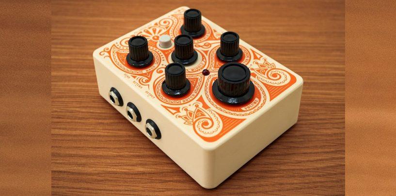 Novo Acoustic Pedal da Orange