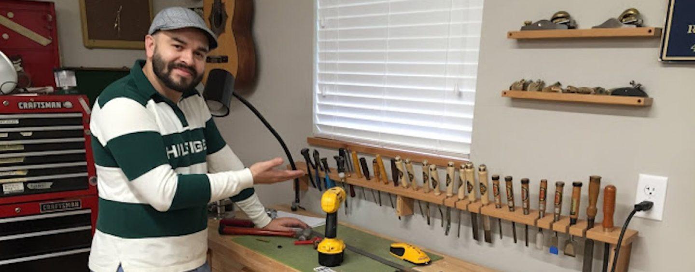 Conheça a história do luthier Rodrigo Gomes, da RGomes Brazilian Archto