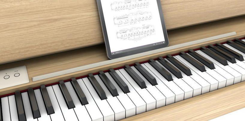 Pianos digitais RP701 e F701 da Roland