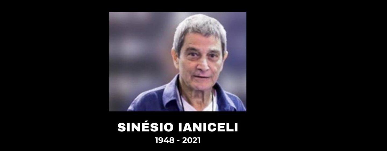 Falece Sinésio Ianiceli (China), diretor da Musical Paganini