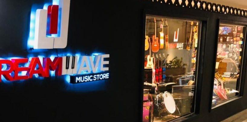 Loja: Novo modelo de trabalho traz sucesso para a Dream Wave Music Store