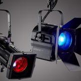 Duas novas luzes teatrais da ETC