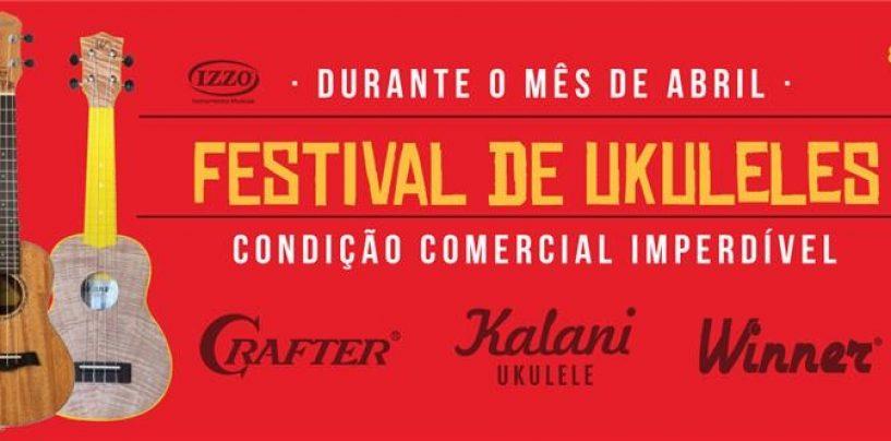 Festival de Ukuleles da Izzo Musical