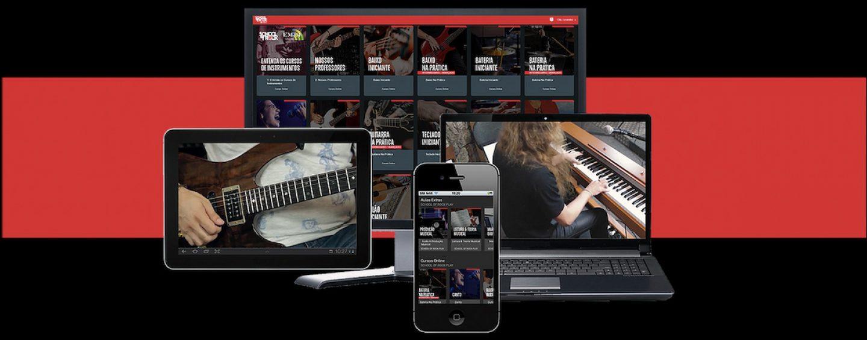 Plataforma School of Rock Play é lançada no Brasil