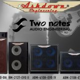 Ashdown lança caixas virtuais com Two Notes Audio Engineering