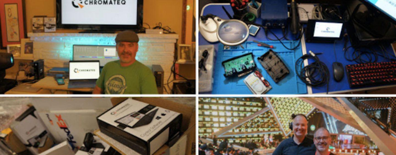Chromateq abre escritório na América para aumentar presença no hemisfério occidental