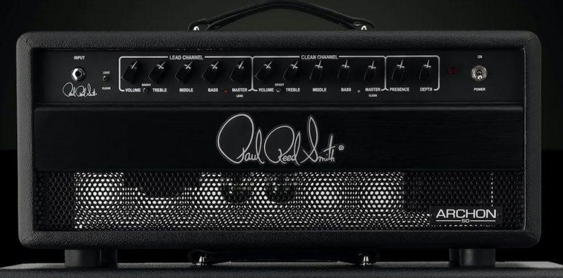 Série de amplificadores Archon da PRS Guitars está de volta