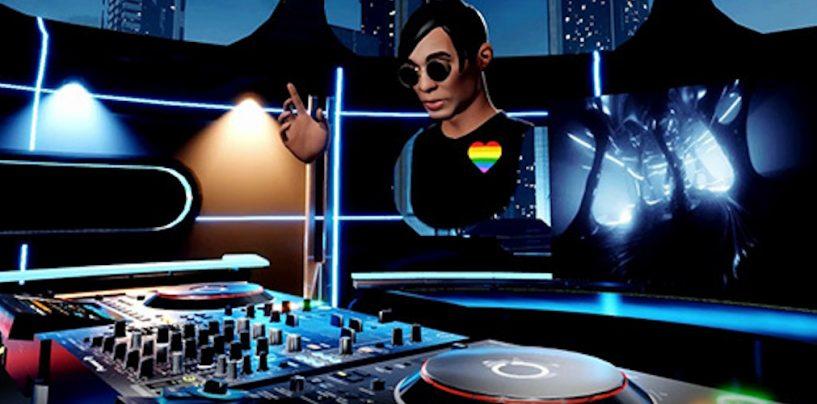 Pioneer DJ oferece experiência de realidade virtual