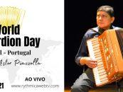 Dia Mundial do Acordeon acontece hoje (06/05)