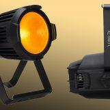 KL PAR FC da Elation junta tecnologia LED com design clássico
