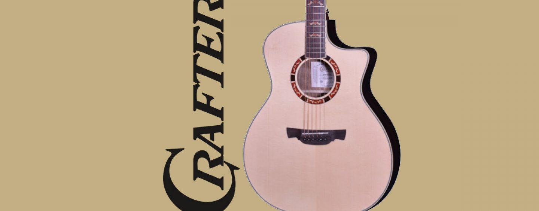 Maio na Izzo: promoção de violões STG da Crafter