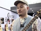 Entrevista: John Park e a construção dos violões Crafter