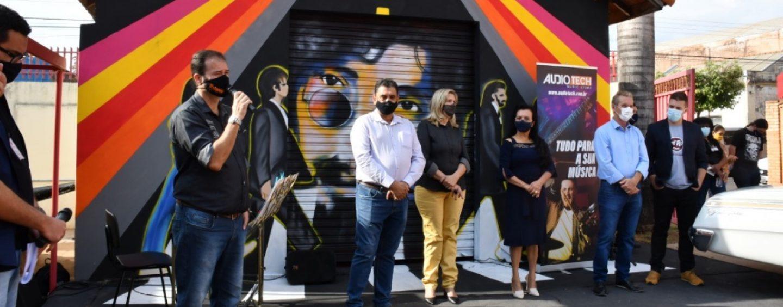 Presidente Prudente inaugura espaço dedicado a bandas de garagem