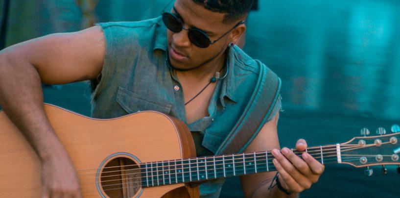 Maurício Nogueira é novo artista da RedBurn Guitars