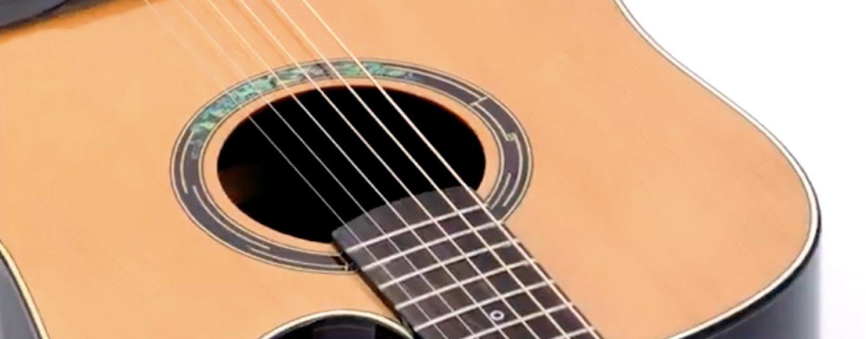 Violão Dublin DE55SC da Strinberg disponível na Sonotec