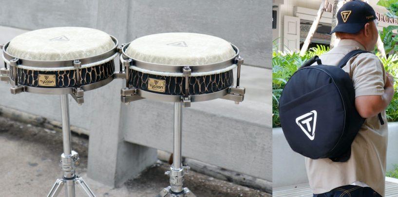 Conheça as novas congas Agile da Tycoon Percussion