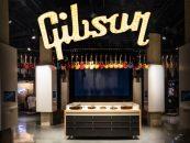 Loja física Gibson Garage será inaugurada em Tennessee