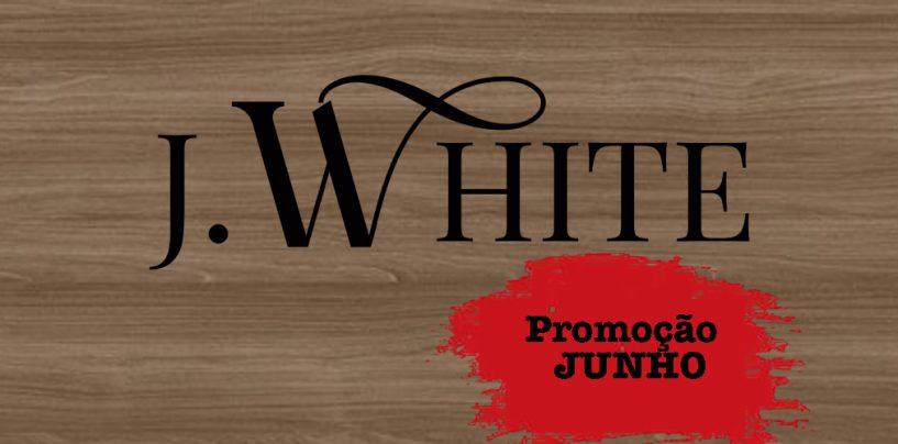 Linha J. White da PHX Instrumentos em promoção