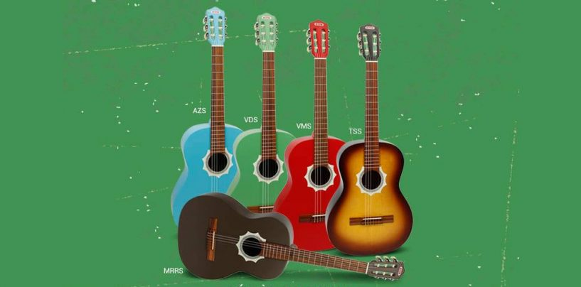 Giannini lança edição comemorativa do violão Turuna
