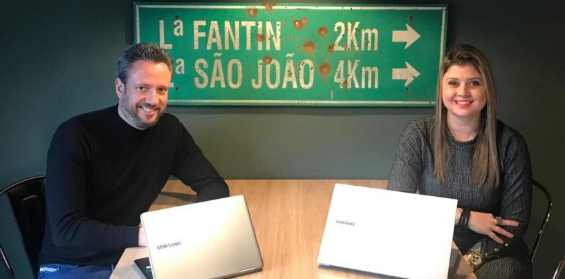 Port One e Basso Straps contratam Eliana Carvalho como Supervisora Nacional de Vendas