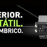 Shure apresenta novo receptor portátil ADX5D
