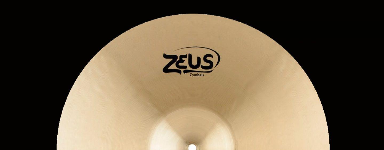 Série Legend da Zeus Cymbals oferece timbres diferenciados