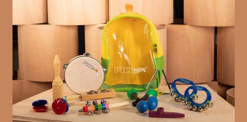 PHX lança Kit Bandinha para crianças