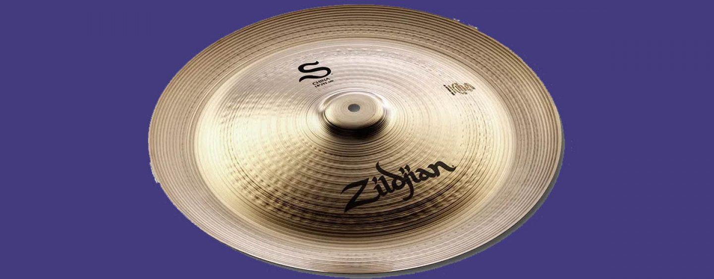 Pratos Série S China da Zildjian disponíveis na Izzo